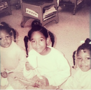 My sisters and myself